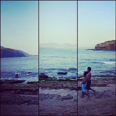 Heyho, hari yg cerah beach Trip Travel Instadonesia