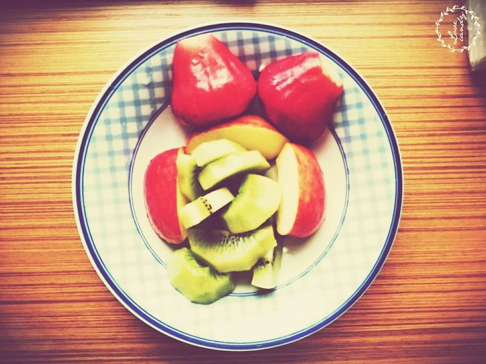 Every morning! Fruits Morning Before Breakfast