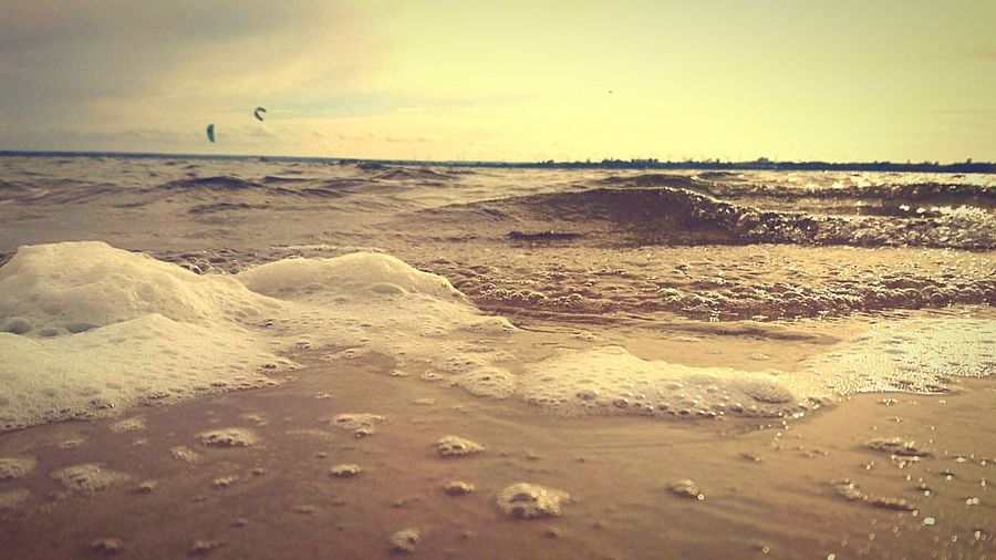 Kitesurfing Windsurfing Love Sport💖😊 Beach Holidays ☀