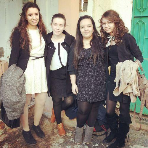 Mygirls 100jours Bac2014