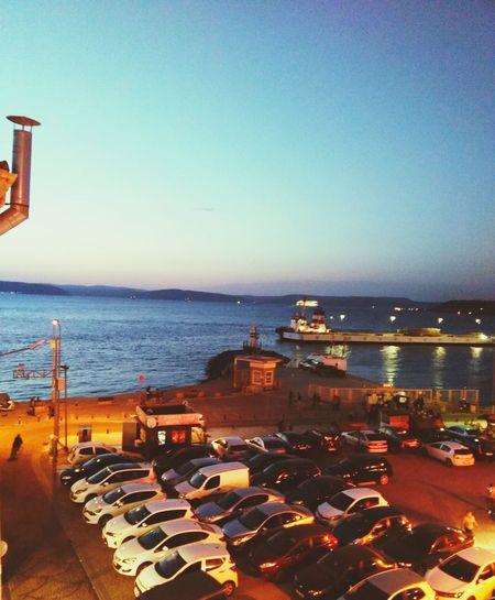Çanakkale Strait Terrace And Live Music.