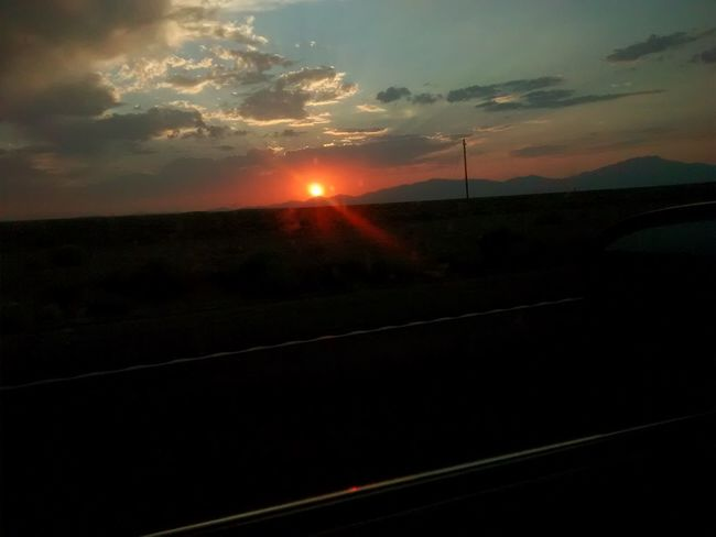 Taking Photos Enjoying Life Check This Out Nevada Sunsets Hello World Western Skies