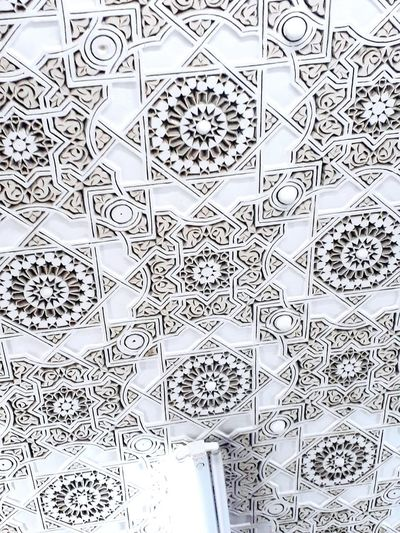 Backgrounds Pattern Full Frame No People Indoors  Close-up Morocco 🇲🇦 Rabat Morroco❤