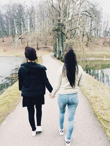 Bffgoals Goals Bestfriend Loveher MissHer Memories Castle Walk Springtime Followme