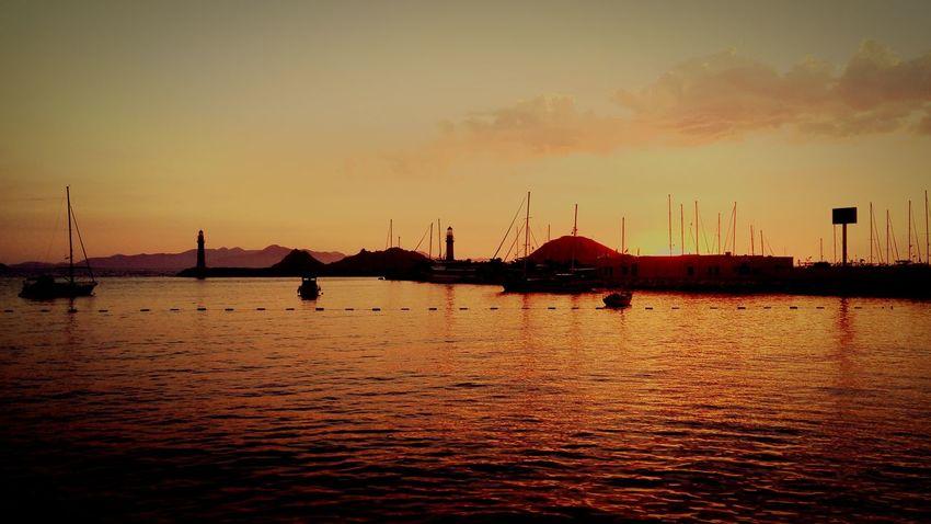 Sunset Turgutreis