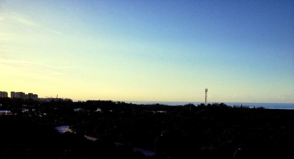 Riodejaneiro View Sky Beach Morning Popular Photos