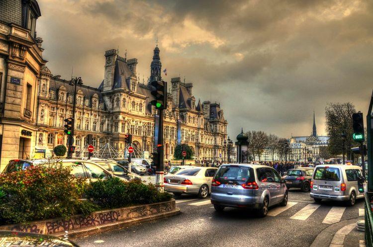 Check This Out Architecture Taking Photos Hdr_Collection HDR Paris ❤ Paris Paris, France  Eifel Tower