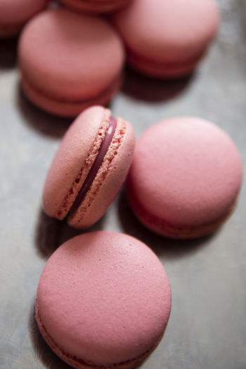 Close-up of candies