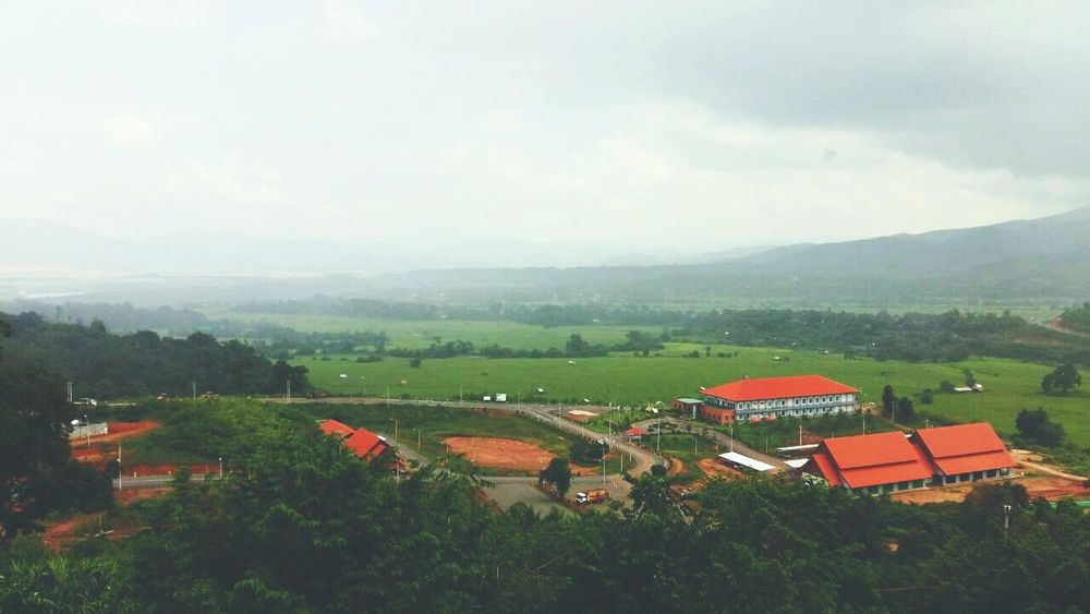 How cool is it? Goodweather Nice View Powerplant Hongsa In Laos