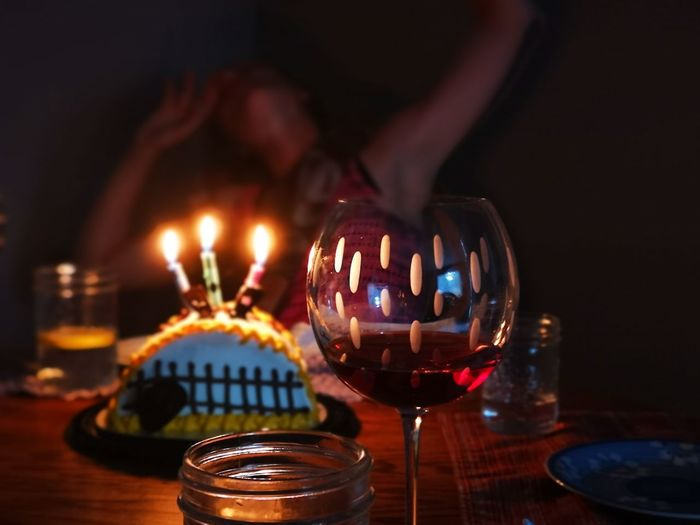 Birthday celebration Birthday Candles Candle Light Reflection Happy Times Unedited Color Photo Birthday Celebration Birthday Cake Candle Light Dance Light Reflection In The Wine Glass Human Hand Party - Social Event Flame Life Events Celebration Illuminated Ceremony Birthday Burning Dessert The Mobile Photographer - 2019 EyeEm Awards My Best Photo