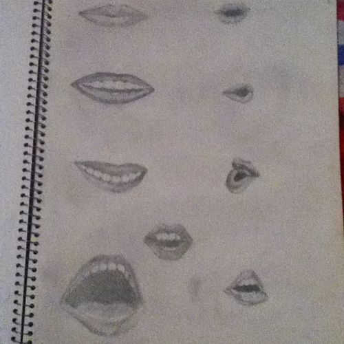 Mouth Drawing Draw Pen Paint Pencil Black And White Art Face Fashion Girl Girlmouth Boy Boymouth Position Photo Photoart Photography Follow Follow4follow Like Like4like Love goodinstagoodinstaart