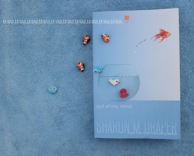 Fish Out Of My Mind  Book