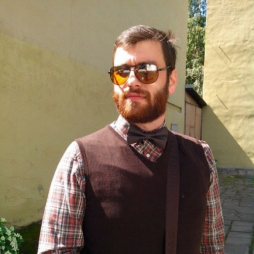 отпускаем_бороду и интеллигенцию. @borodachi Beard Bearded Hipster me я питер