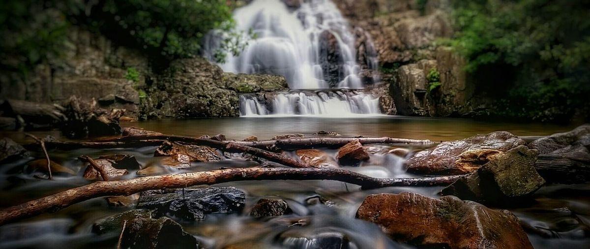 Hawkfalls Hickoryrunstatepark Pennsylvania Poconos Long Exposure Photooftheday