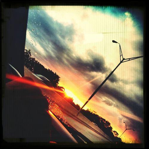 Bridge Sunsets