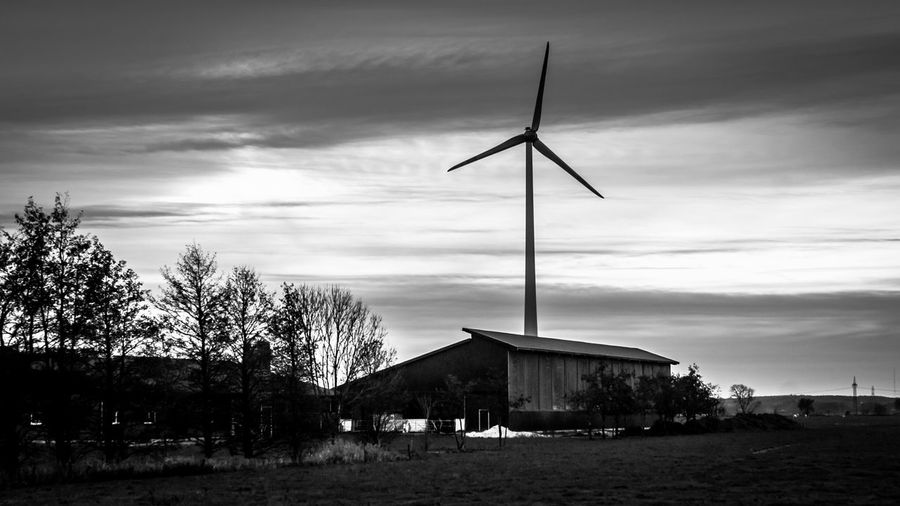 B&w Street Photography Blackandwhite Monochrome Black And White Black & White Windwheel Windmill Energy How Do You See Climate Change? EyeEm Best Shots EyeEm Best Shots - Black + White Eye4photography  Climatechange Sky Wind Sony CarlZeiss taken with Sonynex6 How Do We Build The World? Found On The Roll