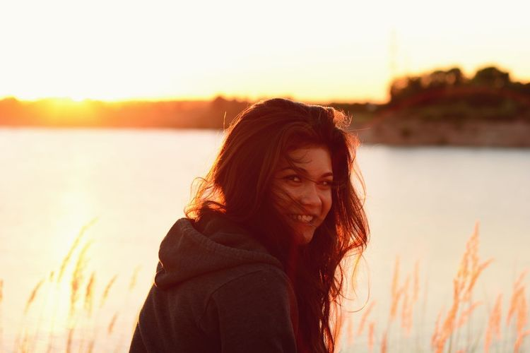 sunshine smile Beach Beautiful Woman Beauty Close-up Girl Gold Colored Happiness Human Body Part Lake Lifestyles Nature Nikon Oldlens One Woman Only Only Women Orange Color People Portrait Portrait Of A Woman Reflection Summer Sunlight Sunset Sunshine Water