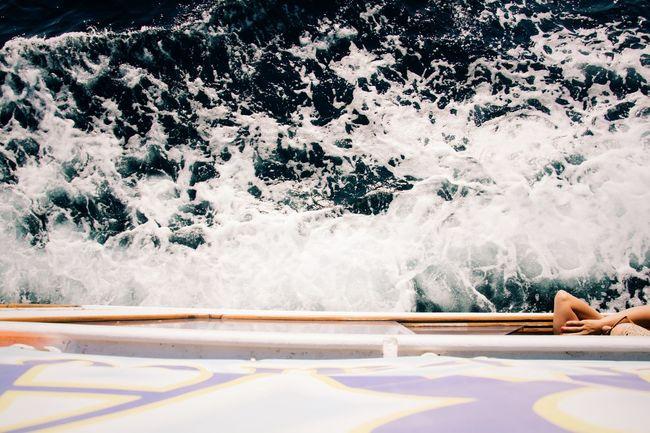 Thinker X100S FUJIFILM X100S Fuji X100s VSCO Vscocam Sea Waves Waves Crashing Waves, Ocean, Nature From Above