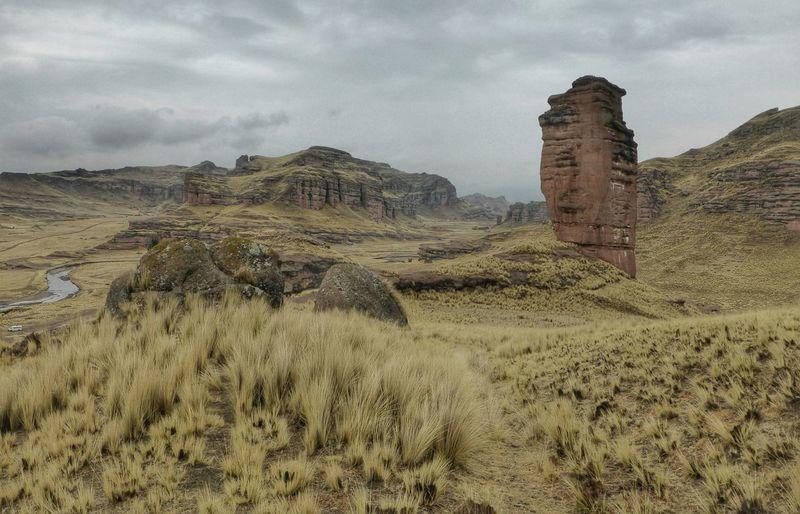 Peru PÉROU Tinajani Canyon Canyon Tinajani