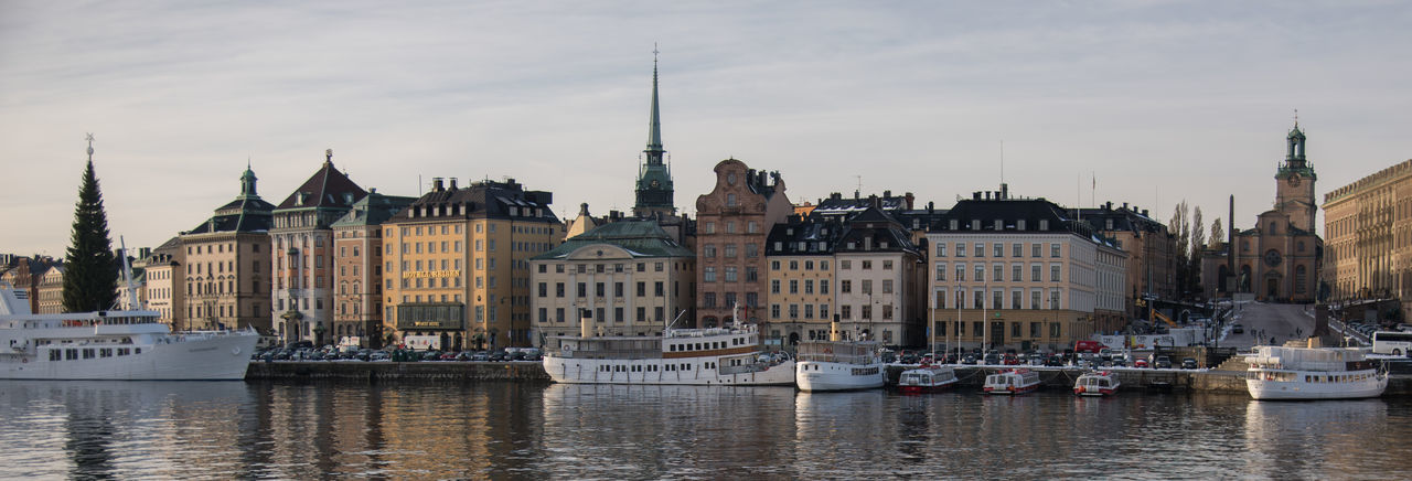 Architecture City Cityscape Day Gamla Stan Stockholm Outdoors Stockholm, Sweden Tourism Travel Travel Destinations Water