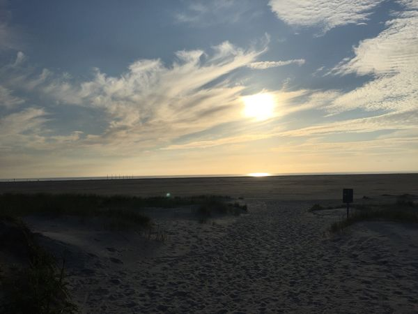 Nofilter Germany Nordsee Beach Water Horizon Over Water Sky Nature Sun Justthemoment Picofthemoment