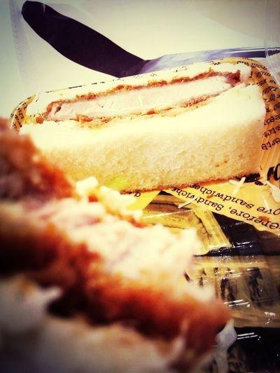 サンドイッチ美味しい