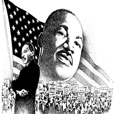 """Happy Martin Luther King Jr Day ......""""I Had A Dream"""""""