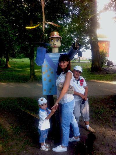 Мои любимые племянники