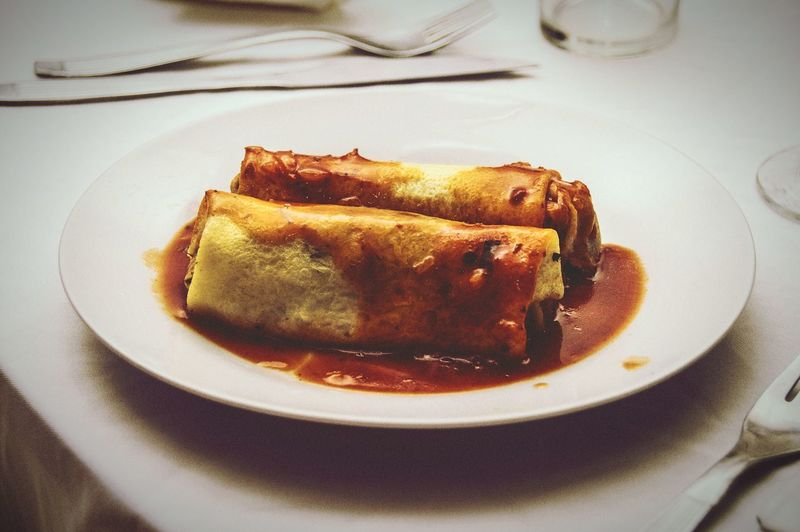 La cena Canelones Catering EyeEm Selects Plate Close-up Sweet Food Food And Drink