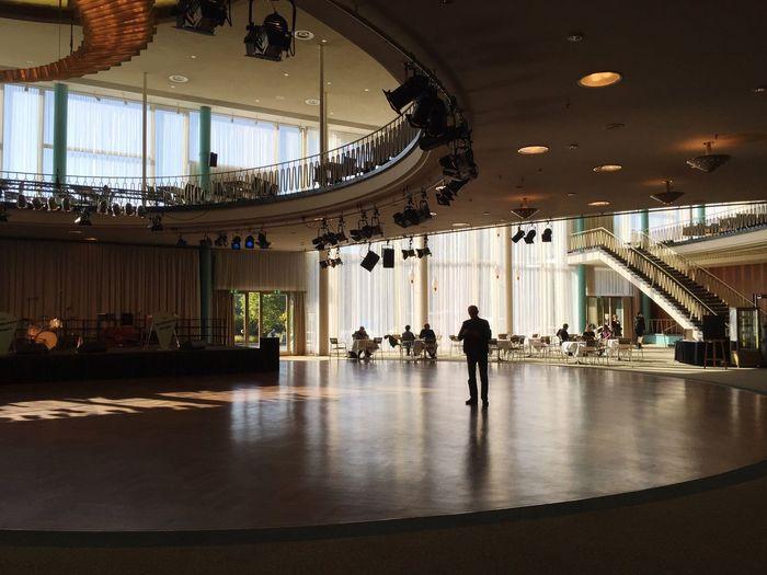 Cafe Restaurant Architecture Palais Am Funkturm