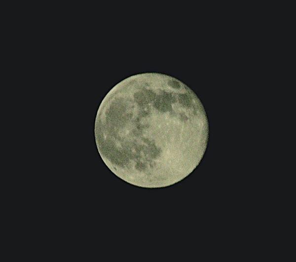 Full Moon Moon Moon Surface West Texas Texas Night Sky Night Sky Photography Midland, TX