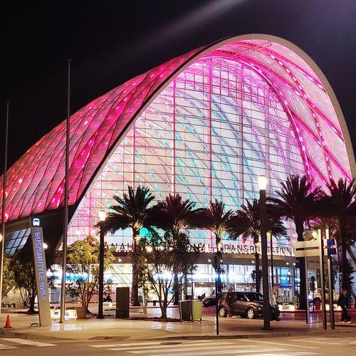City Illuminated Sky Architecture Built Structure #urbanana: The Urban Playground