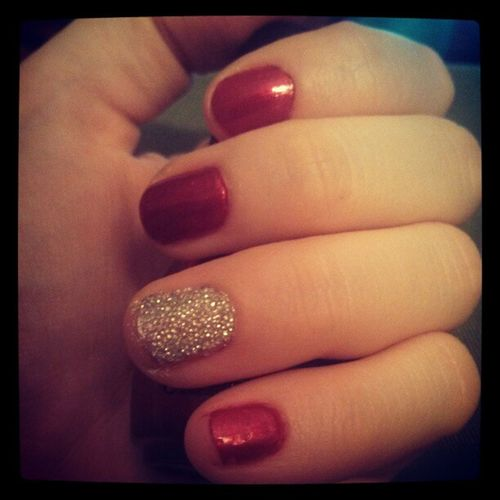 I love this nail polish! Caviarmanicure Ciate ` Newobsession