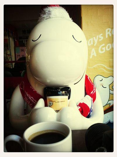 午安屏東 ,和卡瑪共飲一杯咖啡