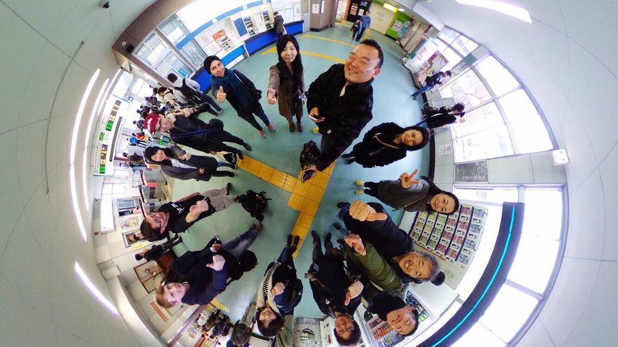 Eyeem Tokyo Meetup 10 自撮り Theta360