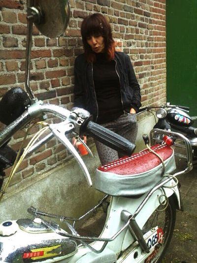 Puch Vintage Moped Nederland
