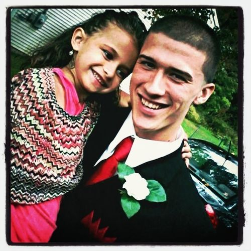 Brothers Wedding With My Neice