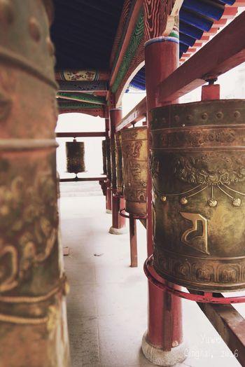 Buddhism Lama Temple Qinghai