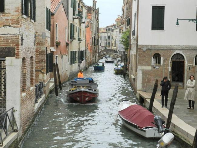 Canal Venise Venezia Venice