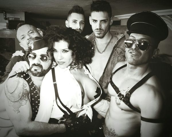Dance Team Nildaya&lester Noche Mariogh