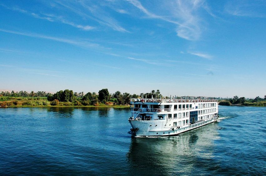 Boat Trip On The Nile The Nile River Egypte The Nile River Travel Photography Nikon D50