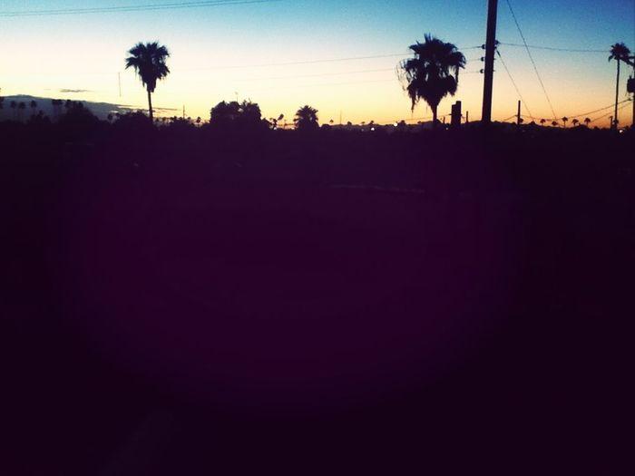 Sun set ;3 Outside(; Sun Set