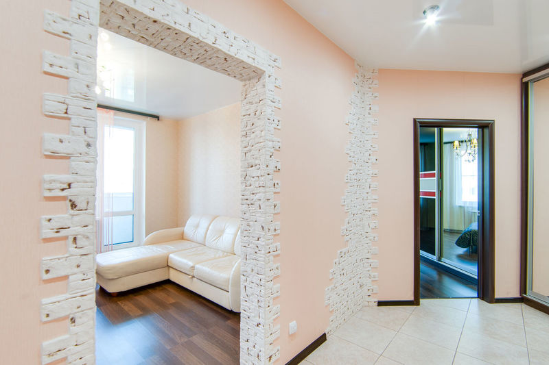 Home Interior Indoors  Domestic Room Flooring Architecture Furniture No People Built Structure Window Absence Home Door Entrance Home Showcase Interior Building Day Living Room Tiled Floor Empty Wall - Building Feature Luxury Apartment Ceiling
