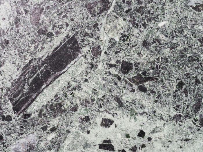 Full frame shot of ice on rock