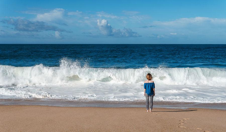 Ocean particle