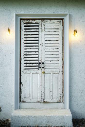 No People No Person Night Doorway Window Shutter Door Closed Architecture Close-up Built Structure Entryway Door Handle Entry Closed Door Locked Wall Front Door Door Knocker
