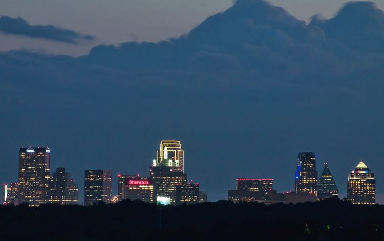Over the Horizon White Rock Lake Tadaa Community Sunset Dallas