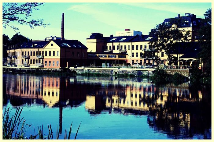 Water Reflections Eskilstuna-streetphotography Eskilstna Gatufoto EyeEm Best Shots