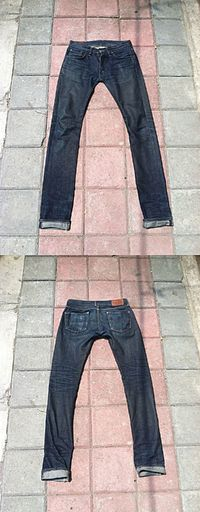 Something Lot 506 Selvedge Denimselvedge Madeinjapan