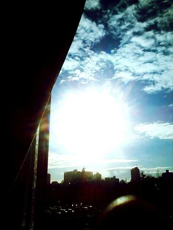 Good Morning World! Sky amanecer en la patagonia